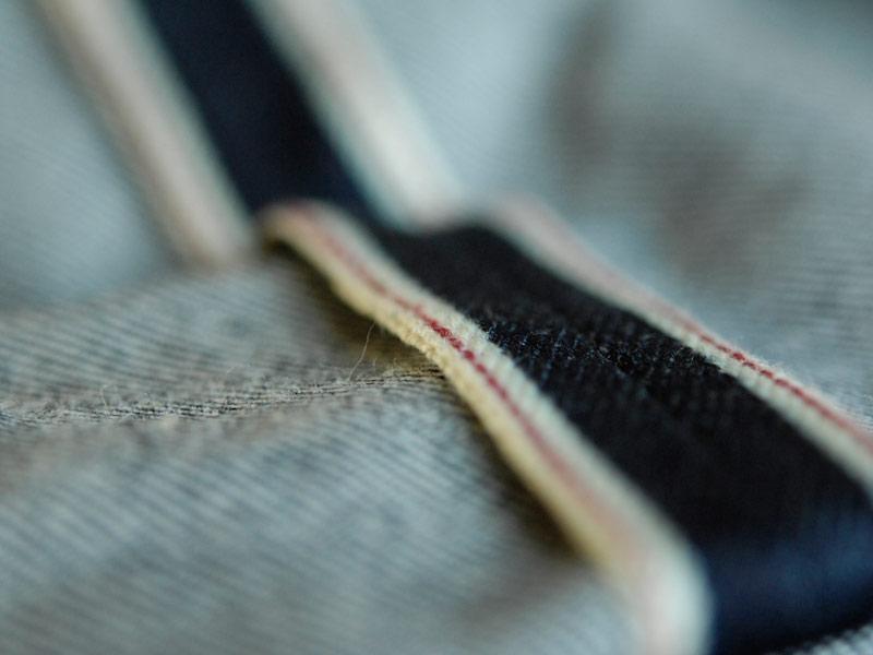 blaumann jeans denim long john blog raw rigid left hand kuroki japan fabric redline redlisting indigo blue leather patch germany (7)