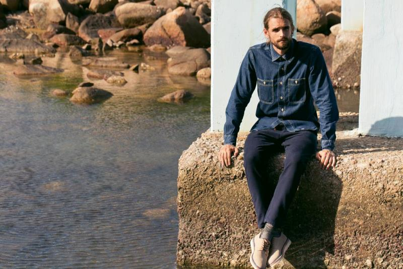 bleu de paname clothing france long john blog indigo blue jeans denim shirts shirt tshirt winter autumn fall 2015 paris parijs lookbook collection (3)