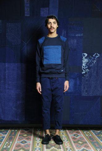 bleu de paname longjohnblog long john blue indigo clothingbrand clothing brand jeans top shirts t-shirt sweat sweats paris france spring summer 2017 (11)