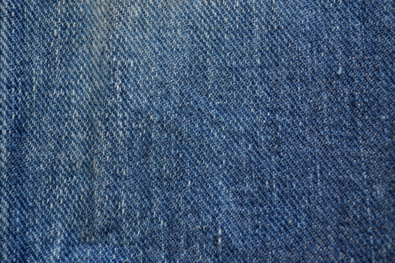 blue bell wrangler jeans denim long john blog wouter munnichs usa handmade non selvage zipper 5 pocket kids vintage private collection left hand fabric worn-out (10)