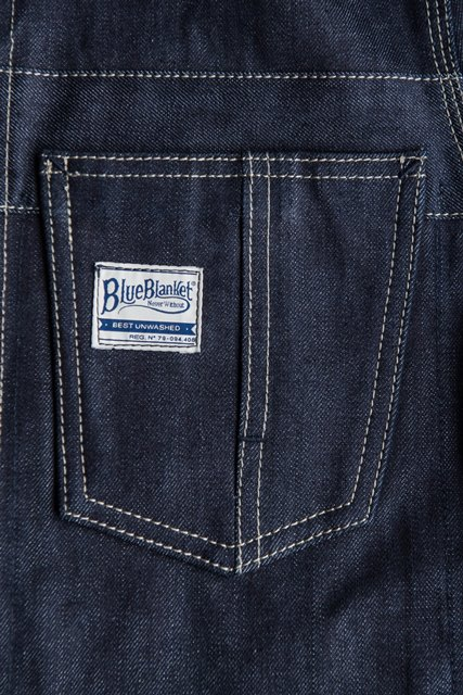 blue blanket jeans denim antonio di battista longjohn long john collection italy japan selvage selvedge jacket jack jeans indigo 2017 spring summer (1)