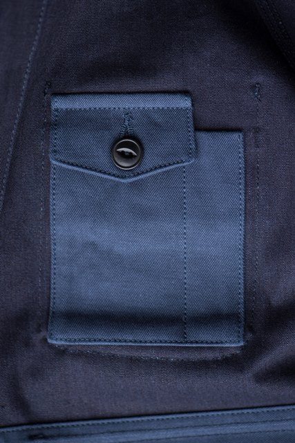 blue blanket jeans denim antonio di battista longjohn long john collection italy japan selvage selvedge jacket jack jeans indigo 2017 spring summer (11)
