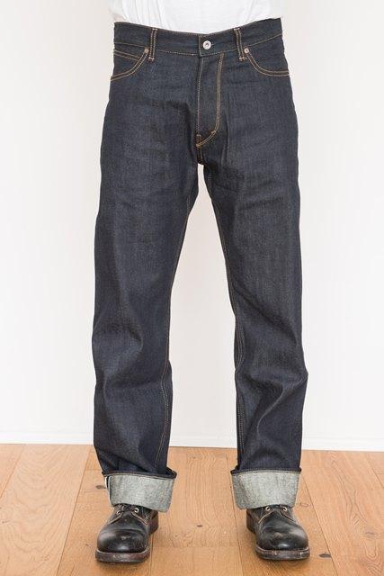 blue blanket jeans denim antonio di battista longjohn long john collection italy japan selvage selvedge jacket jack jeans indigo 2017 spring summer (17)