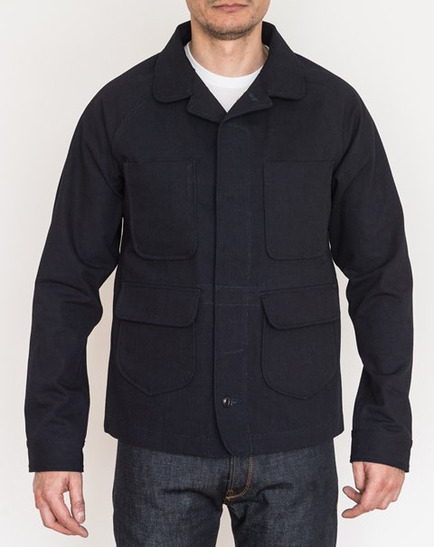 blue blanket jeans denim antonio di battista longjohn long john collection italy japan selvage selvedge jacket jack jeans indigo 2017 spring summer (2)