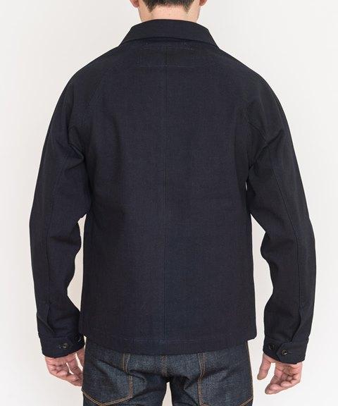 blue blanket jeans denim antonio di battista longjohn long john collection italy japan selvage selvedge jacket jack jeans indigo 2017 spring summer (3)