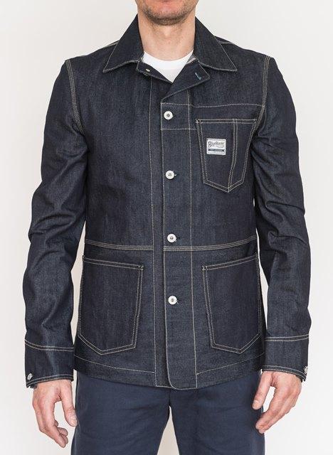 blue blanket jeans denim antonio di battista longjohn long john collection italy japan selvage selvedge jacket jack jeans indigo 2017 spring summer (6)