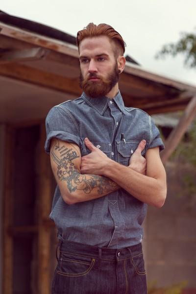 Premium Denim Jeans Men