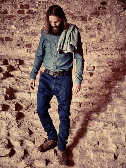 blue de genes denmark long john blog jeans denim brand clothing indigo shirts fabrics textilles fabric kleding merk selvage selvedge (12)