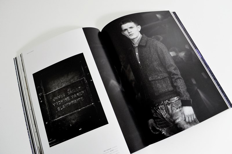 book of denim vol1 long john blog code magazine amsterdam 2016 peter van rhoon publisher jeans workwear indigo blue production amsterdam denim days (1)