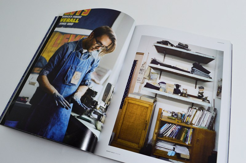 book of denim vol1 long john blog code magazine amsterdam 2016 peter van rhoon publisher jeans workwear indigo blue production amsterdam denim days (10)
