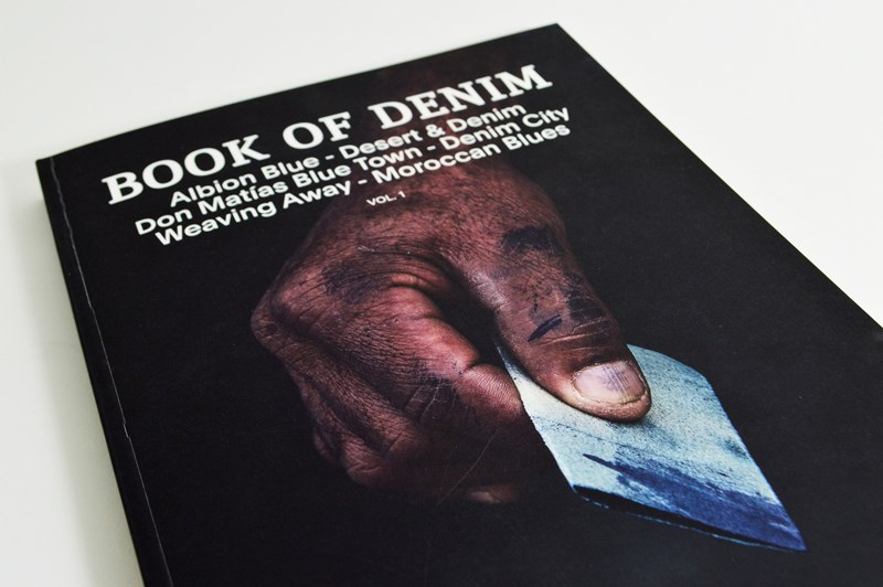 book of denim vol1 long john blog code magazine amsterdam 2016 peter van rhoon publisher jeans workwear indigo blue production amsterdam denim days (3)