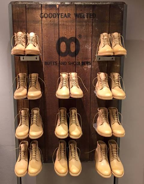 butts and shoulders boots footwear long john blog goodyear welted modefabriek fair amsterdam 2016 winter edition