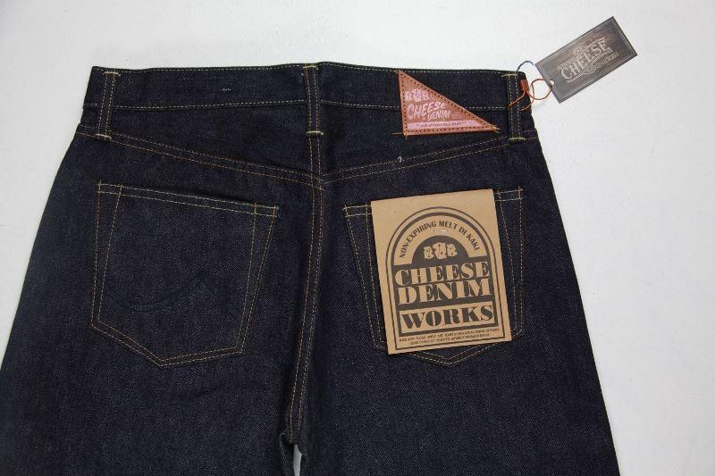 cheese denim works jeans denim long john blog blue rigid unwashed rigid raw selvage selvedge japan fabric mills mill 5 pocket pocketflasher denimheads industry (5)