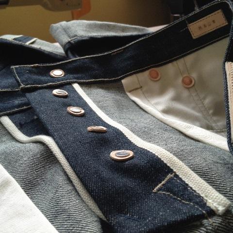 companion denim jeans long john blog authentic blue indigo selvage selvedge redline unwashed blue rigid raw spijkerbroek tailormade handmade custom made (11)