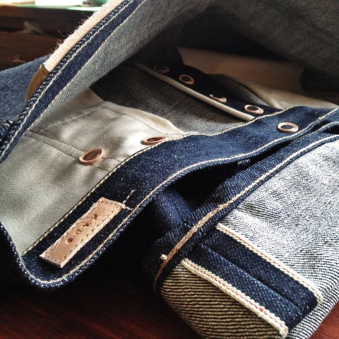 companion denim jeans long john blog authentic blue indigo selvage selvedge redline unwashed blue rigid raw spijkerbroek tailormade handmade custom made (3)