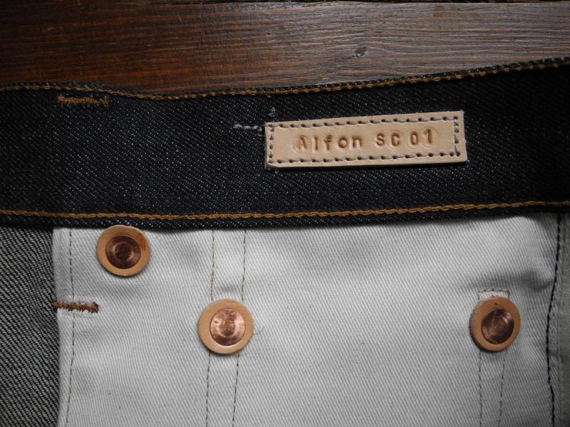 companion denim jeans long john blog authentic blue indigo selvage selvedge redline unwashed blue rigid raw spijkerbroek tailormade handmade custom made (7)
