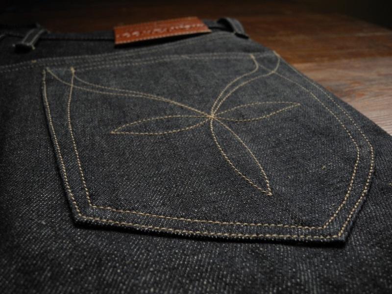 companion denim jeans long john blog authentic blue indigo selvage selvedge redline unwashed blue rigid raw spijkerbroek tailormade handmade custom made (9)