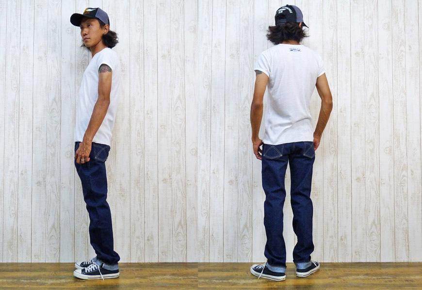 copper jeans denim long john blog blue indigo selvage selvedge raw rigid unwashed japan usa america cowboy miners spijkerbroek ongewassen knopen buttons rivets jacob davis (2)