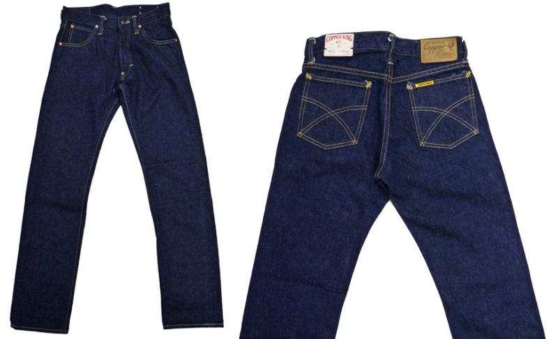 copper jeans denim long john blog blue indigo selvage selvedge raw rigid unwashed japan usa america cowboy miners spijkerbroek ongewassen knopen buttons rivets jacob davis (7)
