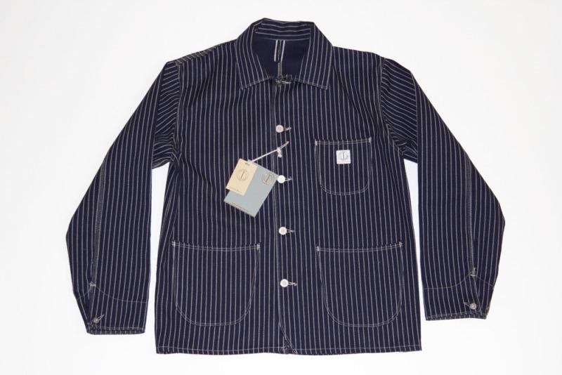 dawson denim jackets uk long john blog indigo blue workwear handmade jeans chore jackets selvage selvedge plain redline redlisting redlisted (1)