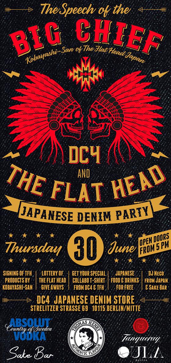 dc4 berlin store long john blog retail shop denim japanese denim party the flathead