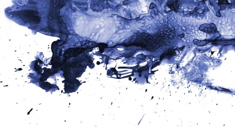 de ver azul artist long john blog jeans denim blue raw unwashed rigid blauw kunstwerk kunst colombia medellin juan manuel gomez painter art  (1)