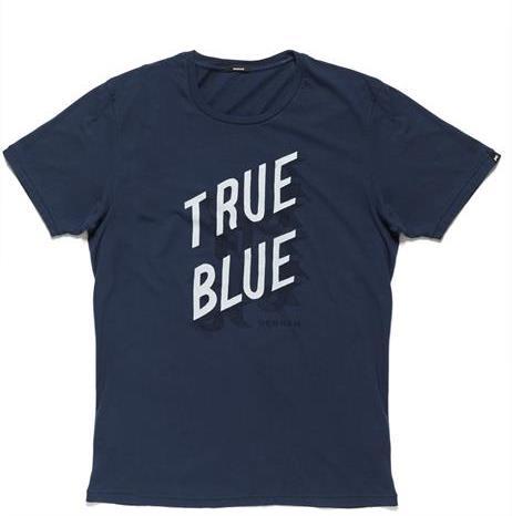 Denham Jeans Indigo T Shirts Long John