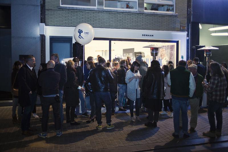 denham store antwerp long john blog 2015 jason denham jeans denim selvage selvedge rigid raw blue blauw spijkerbroek amsterdam store shop denham the jeanmaker opening  (1)