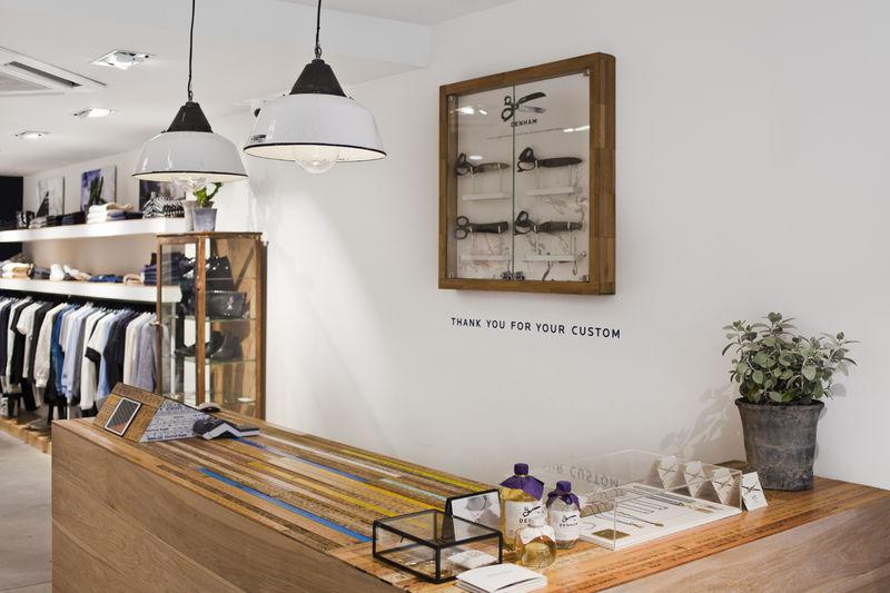 denham store antwerp long john blog 2015 jason denham jeans denim selvage selvedge rigid raw blue blauw spijkerbroek amsterdam store shop denham the jeanmaker opening  (6)