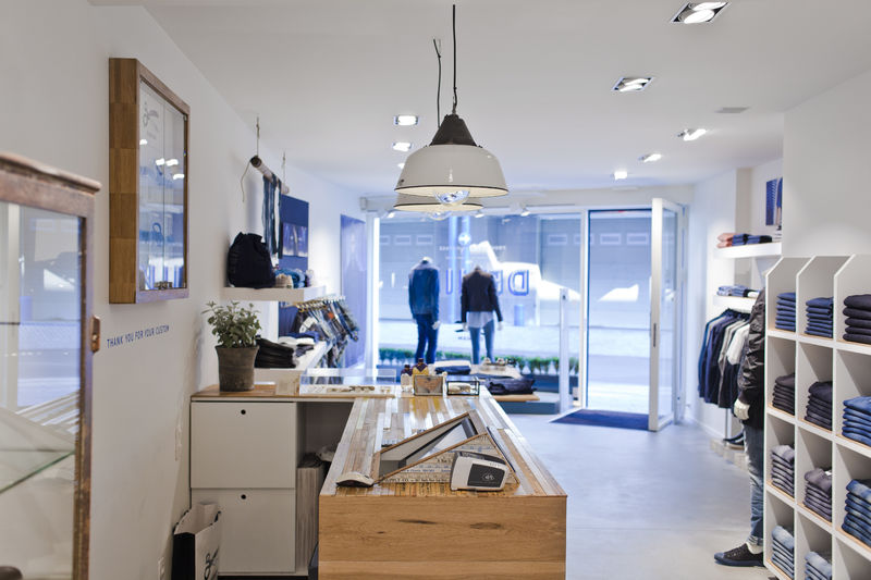 denham store antwerp long john blog 2015 jason denham jeans denim selvage selvedge rigid raw blue blauw spijkerbroek amsterdam store shop denham the jeanmaker opening  (7)