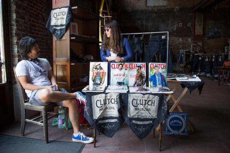 denim boulevard 2015 milan italy long john blog jeans event festival blue indigo miners cowboys brands antonio di battista expo crackers magazine (13)