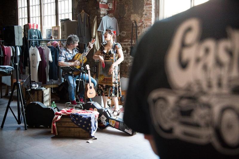 denim boulevard 2015 milan italy long john blog jeans event festival blue indigo miners cowboys brands antonio di battista expo crackers magazine (2)