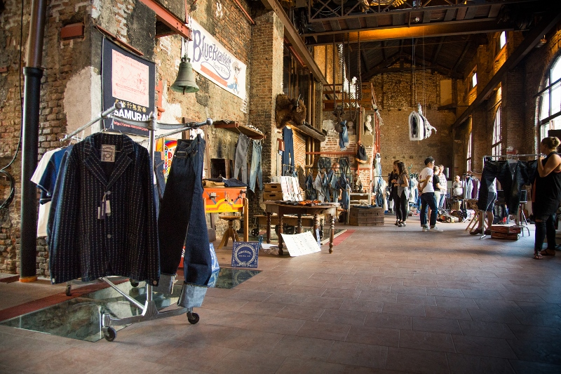 denim boulevard 2015 milan italy long john blog jeans event festival blue indigo miners cowboys brands antonio di battista expo crackers magazine (4)