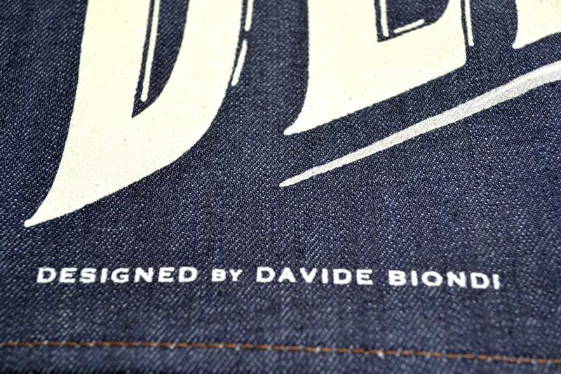 denim boulevard banner window long john blog jeans selvage selvedge davide biondi graphic design farmer candiani italy mill event fair milan 2015 italy  (7)