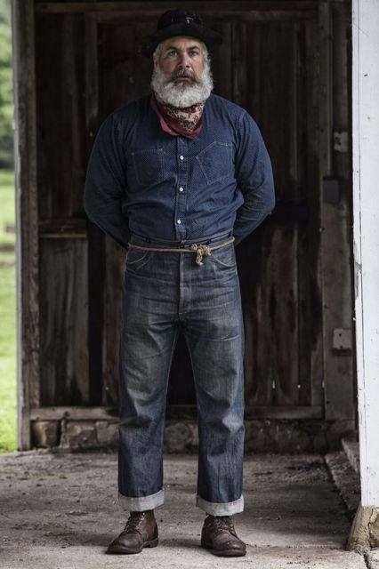 Jeans For Older Men