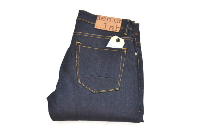 denim.lab denim lab long john blog sander van de vecht jeans denim blue blauw holland 5 pocket canvas bag totebag rigid raw unwashed selvage  (5)