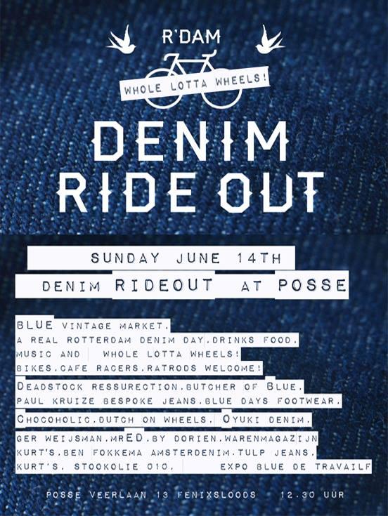 denimride denim ride rotterdam long john blog jeans bikes bicycles fietsen authentic event spijkerbroeken indigo