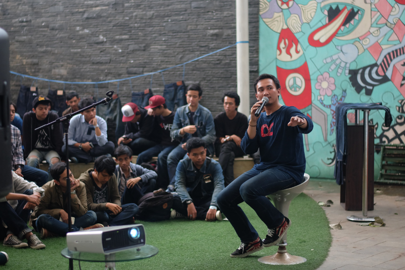 denimsquad indonesia long john blog denim jeans event fair java blue indigo speakers lectures (11)