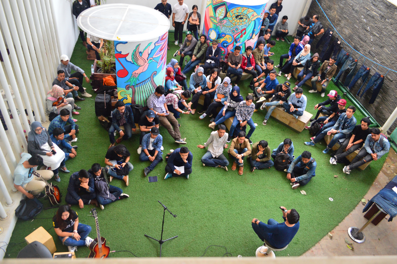 denimsquad indonesia long john blog denim jeans event fair java blue indigo speakers lectures (2)