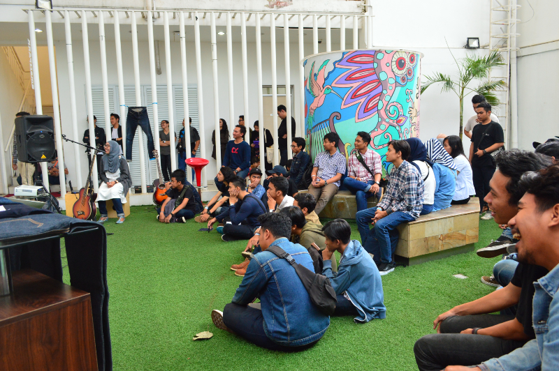 denimsquad indonesia long john blog denim jeans event fair java blue indigo speakers lectures (9)