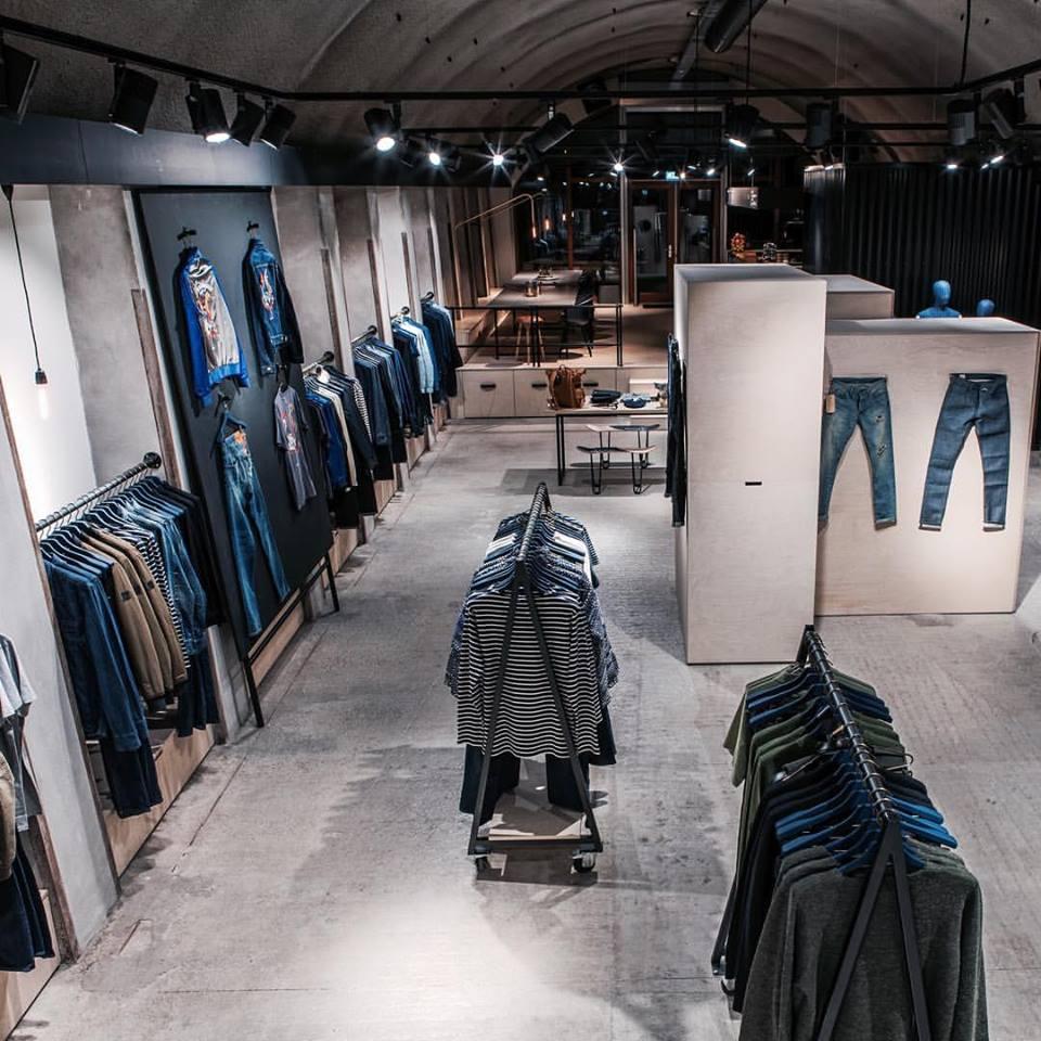 denoism rotterdam store retail long john blog denim jeans men mannen winkel holland netherlands blue indigo coffee koffie custom jeans hand made 2015 niek logger cafe  (7)