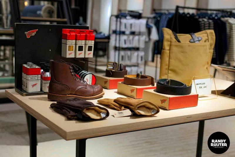 denoism store rotterdam longjohnblog retail shop winkel denim jeans clothing menswear herenkleding blauw niek logger denimhead denimheads denimlife denimstyle merken brands (11)
