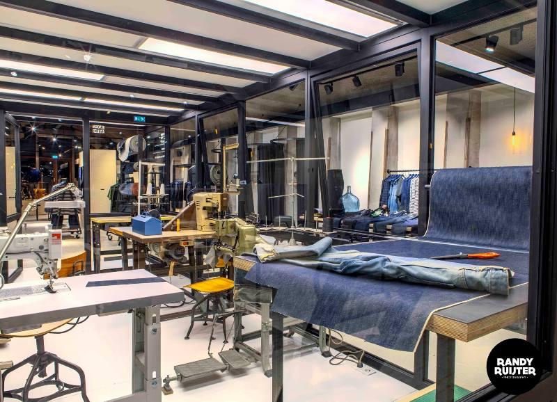 denoism store rotterdam longjohnblog retail shop winkel denim jeans clothing menswear herenkleding blauw niek logger denimhead denimheads denimlife denimstyle merken brands (8)