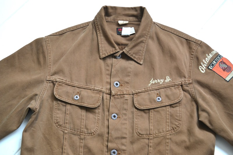 diesel-old-glory-long-john-blog-jacket-diesel-only-the-brave-1992-1993-vintage-old-authentic-italy-brown-lee-jeans-rider-emrboidery-patch-collectors-items-3