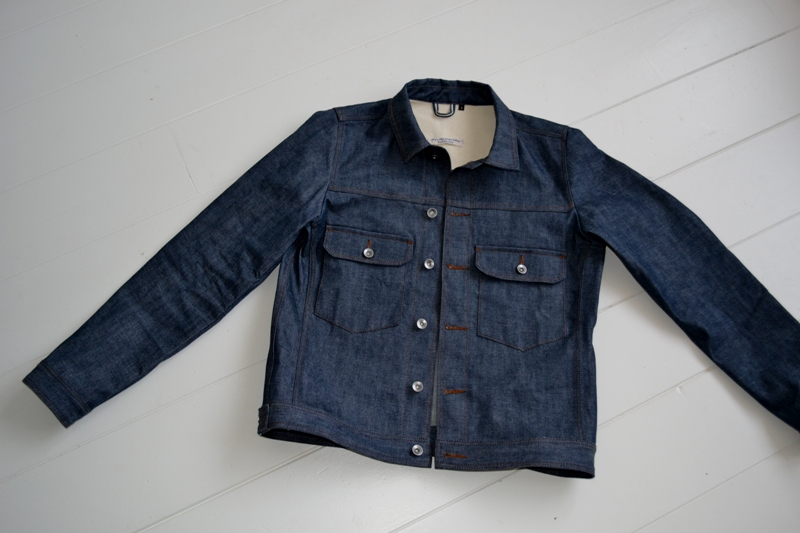 Dumluck: Handmade Denim Items From Old Deadstock Fabrics