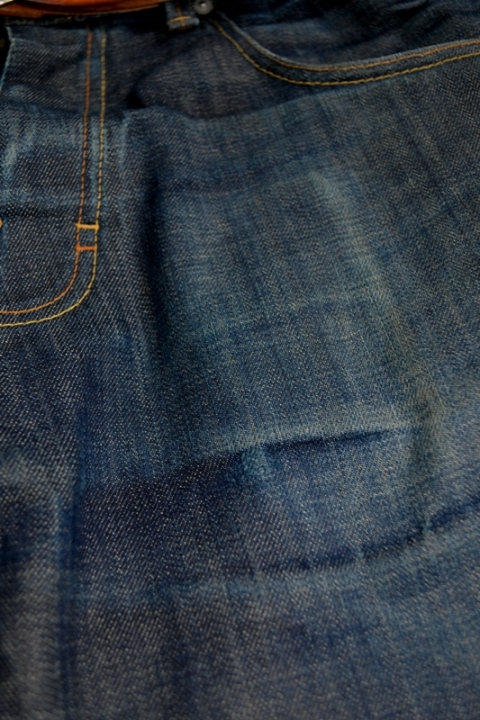 eat dust jeans denim clothing long john blog antwerp belgium rob harmsen keith hioco bikers fit 73 selvage selvedge blue japan fabric worn-out projects faded blue raw authantic (5)