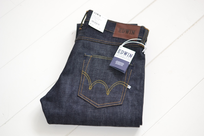 edwin jeans 1947 long john blog denim blue rigid raw unwased ed-55 red listed selvage 14oz japan made (2)