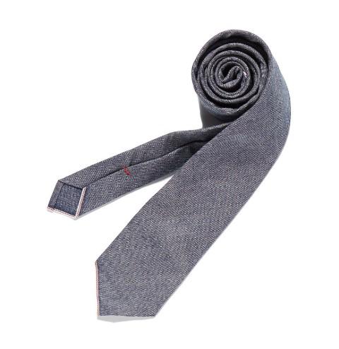 endrime hand stitch bow tie selvage long john blog mohsin sajid uk london england jeans denim fabric handmade selvedge blue indigo suit product unwashed raw  (2)