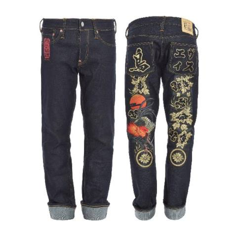 evisu-year-of-the-rooster-jeans-denim-long-john-blog-special-edition-limited-edition-2017-selvage-selvedge-denimhead-denimlife-denimpeople-4