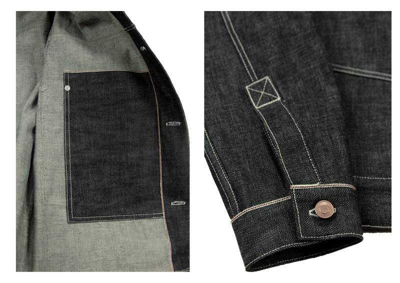 fatboy clothing company long john blog spring summer 2016 denim jeans blue rigid raw unwashed blue indigo france japan fabrics selvage selvedge (2)